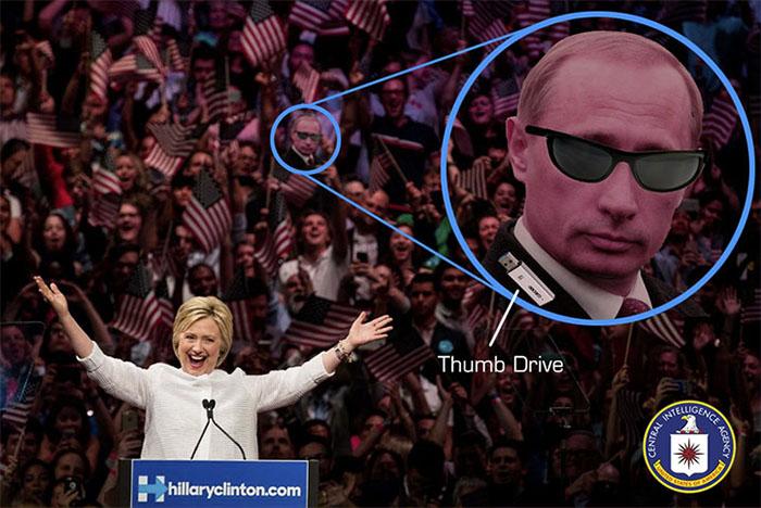 Putin at DNC